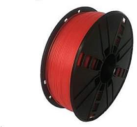 Tisková struna GEMBIRD, nylon, 1,75mm, 1kg, červená