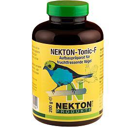 NEKTON Tonic F- krmivo svitamíny pro plodožravé ptáky 200g