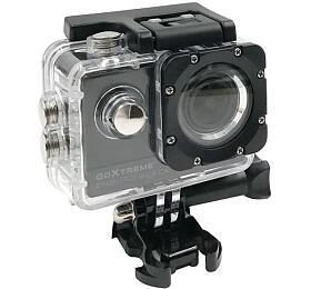 EasyPix GoXtreme Enduro Black, 4KUltra HD, vodotěsná