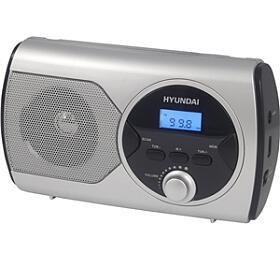 Hyundai PR570PLLS, FMPLL, stříbrný