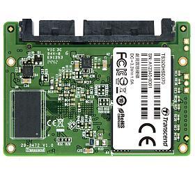 TRANSCEND HSD370 32GB Half-Slim SSD disk SATA III 6Gb/s, MLC, 560MB/s R,400MB/s W