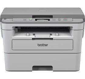 Brother DCP-B7520DW TONER BENEFIT tiskárna PCL 34str./min, kopírka, skener, USB, duplexní tisk, LAN, WiFi