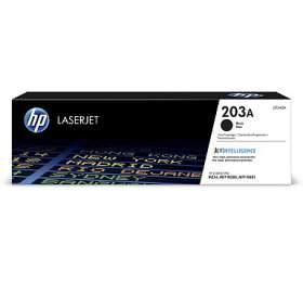 HP tisková kazeta 203A černá CF540A originál