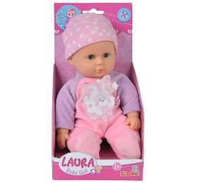 Panenka Laura Baby Doll 30cm