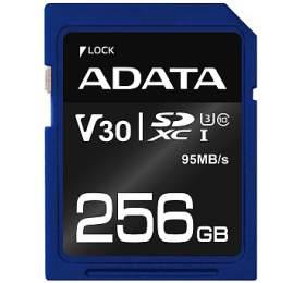 ADATA Premier Pro 256GB SDXC/ UHS-I U3V30S CL10