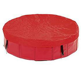 Karlie-Flamingo Plachta nabazén červená 160cm
