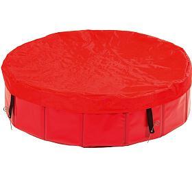 Karlie-Flamingo Plachta nabazén červená 120cm