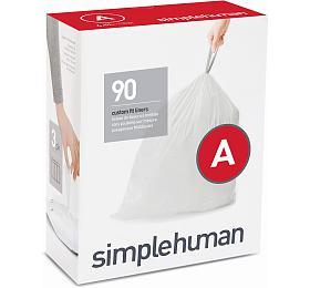 Simplehuman typ A,zatahovací, 3x 30ks