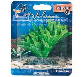 Rostlina plast Fiji Flamingo 9cm