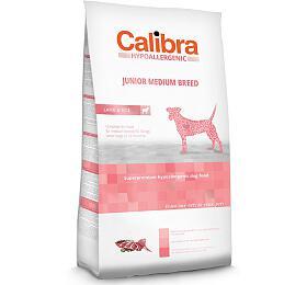 Calibra Dog HAJunior Medium Breed Lamb NOVÝ 14kg