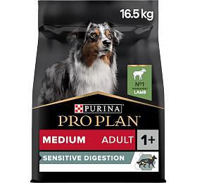 PRO PLAN Dog Adult Medium Sens.Dig.Lamb 14+2,5 kgzdarma