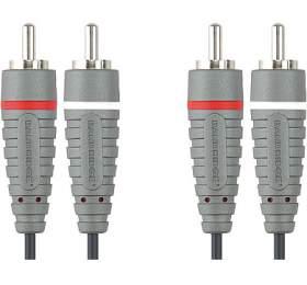 BANDRIDGE kabel 2xCINCH konektor -2xCINCH konektor, 2metry BN-BAL4202 Bandridge
