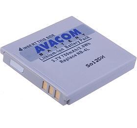 Avacom Canon NB-4L Li-Ion 3,7V 750mAh