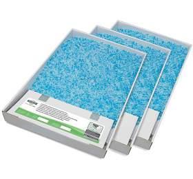 PetSafe Náhradní podestýlka Blue Crystal dotoalety ScoopFree, 3ks vbalení