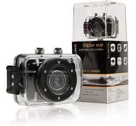 """Camlink CL-AC10 - Akční HD kamera 720p s2"""" dotykovým displejem"""