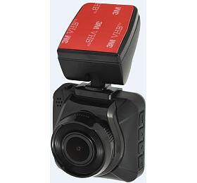 """CEL-TEC E11 - palubní kamera do auta 1080p, microSDXC, 2"""" LCD, černá"""