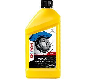 SHERON Brzdová kapalina DOT 4, 500 ml
