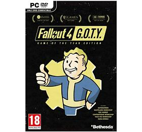 PC -Fallout 4Game ofthe Year Edition