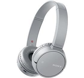 Sony WHCH500H, šedá