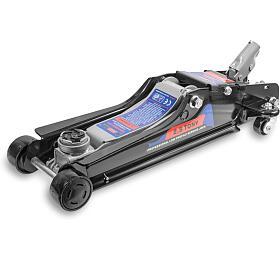 Pojízdný hydraulický zvedák 2,5t nízkoprofilový - bez krabice, plně funkční MAR-POL