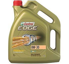Castrol EDGE 0W30 TITANIUM FST 4L