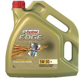 Motorový olej EDGE 5W30 TITANIUM FST LL 5L Castrol