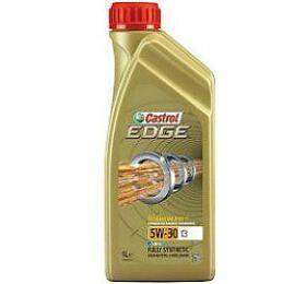 Motorový olej EDGE 1L5W30 TITANIUM FST C3CASTROL