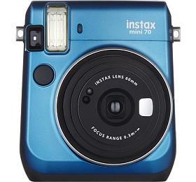 Kompaktní fotoaparát FujiFilm Instax MINI 70, modrý