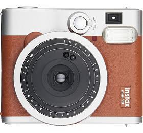 Kompaktní fotoaparát FujiFilm Instax mini 90, hnědý