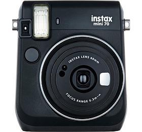 Kompaktní fotoaparát FujiFilm Instax MINI 70, černý
