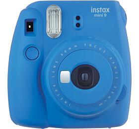 Kompaktní fotoaparát FujiFilm Instax MINI 9, modrý