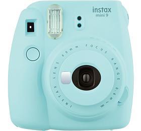 Kompaktní fotoaparát FujiFilm Instax MINI 9, světle modrý