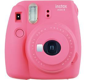 Kompaktní fotoaparát FujiFilm Instax MINI 9, růžový