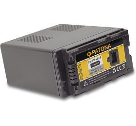 PATONA baterie pro digitální kameru Panasonic VW-VBG6 3900mAh