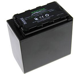 PATONA baterie pro digitální kameru Panasonic VW-VBD78 7800mAh Li-Ion