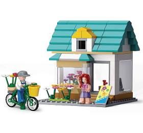 SLUBAN stavebnice Town Flower Shop, 149 dílků