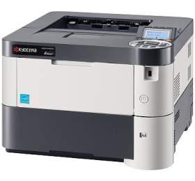 KYOCERA ECOSYS P3045DN/ A4/ 45ppm/ 1200x1200 dpi/ PCL+PS/ 512MB RAM/ Duplex/ USB/ LAN