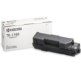 Kyocera toner TK-1160/ pro ECOSYS P2040dn/dw/ 7 200 stran/ černý