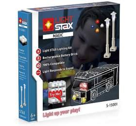 LIGHT STAX svítící stavebnice Magic Tuning - LEGO® - kompatibilní