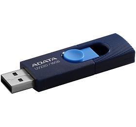 ADATA flash disk 16GB UV220 USB 2.0 tmavo-modrý