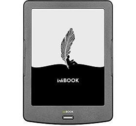 "InkBOOK Classic 2 - 6"", 4GB, 800x600, Wi-Fi, Grey"