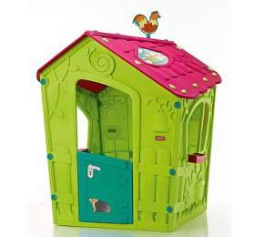 MAGIC PLAY HOUSE domeček -zelený Keter