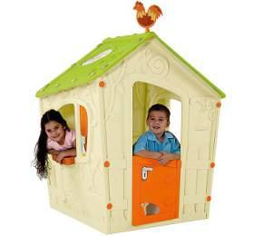 MAGIC PLAY HOUSE domeček -béžový Keter