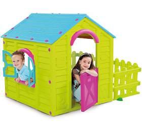 MY GARDEN HOUSE - zelený Keter