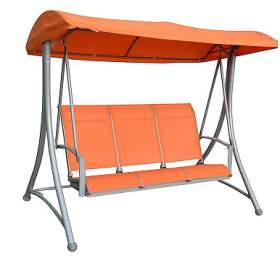 HOLLYWOOD houpačka - oranžová Rojaplast