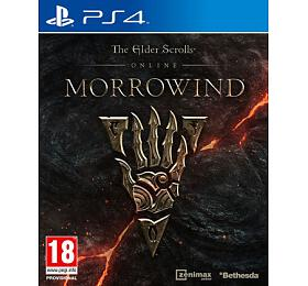 PS4 -The Elder Scrolls Online: Morrowind