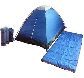 BROTHER campingový set pro dvě osoby.