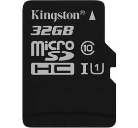 KINGSTON Canvas Select 32GB microSDHC /UHS-I /CL10 /bez adaptéru