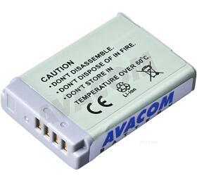 AVACOM Canon NB-13L Li-Ion 3.6V 1250 mAh 4.5Wh