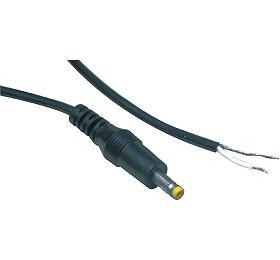 Valueline PC-013 - napájecí konektor Sony 1.7mm, s kabelem, černý